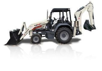Rental-Ready Terex TLB840R Backhoe Loader Works for a Living - Construction Equipment Guide | Earthmoving & Compaction | Scoop.it