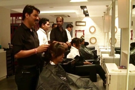 Taking India's love of good grooming by 'storm' | Social Entrepreneurship and Enterprise | Scoop.it
