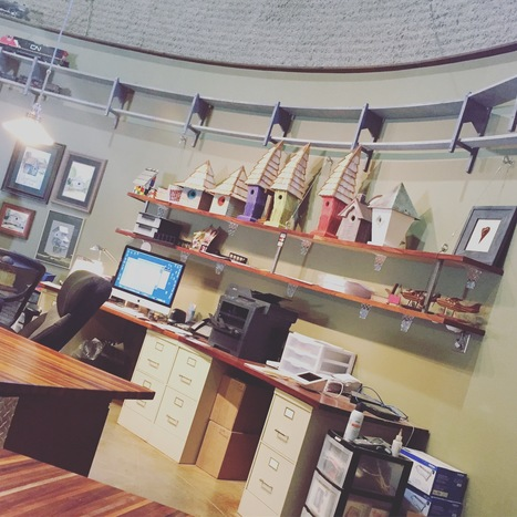 Another beautiful day in the Heartwood office! Come by today! #heartwood #beautifuldecorations #office | Heartwood | Scoop.it