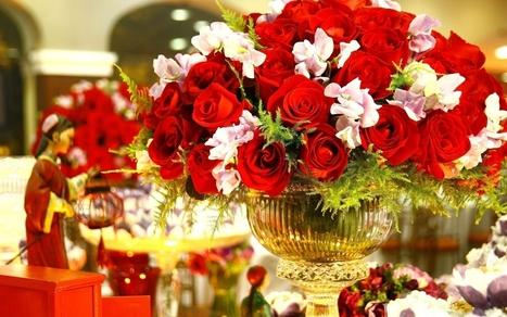 Benjamin Landa Flowers ! How to Use Flowers for Party Decoration?   Benjamin Landa   Scoop.it