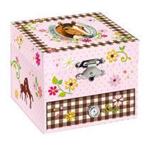 Spiegelburg Horse Friends Musical Jewellery Box | OnlineEquestrianShop in Australia | Scoop.it