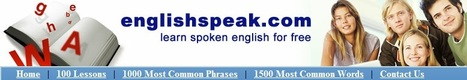 English Speak - Spoken English | Tools for  Teaching | Scoop.it