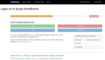 En la nube TIC: trivinet.com - colabora, aprende y juega | APRENDIZAJE | Scoop.it