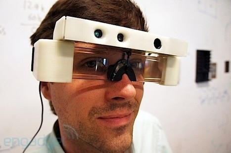Meta and Steve Mann want to mediate your reality for $667   Réalité augmentée   Scoop.it