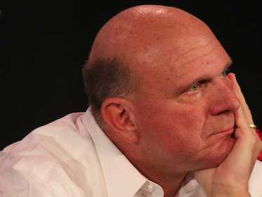 "STEVE BALLMER'S NIGHTMARE IS COMING TRUE | L'impresa ""mobile"" 