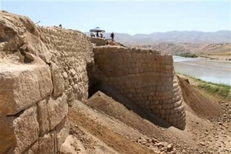The Archaeology News Network: Excavations at Ilisu end as dam's opening nears | The Related Researches & News of Dr John Ward | Scoop.it