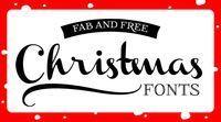 Serve un font per Natale? | Risorse per Web Designers | Scoop.it