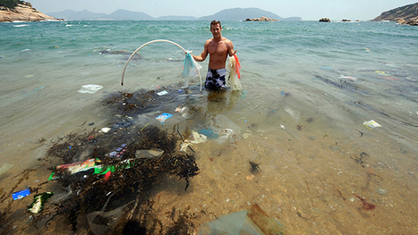 World's oceans filling with plastic | GarryRogers NatCon News | Scoop.it