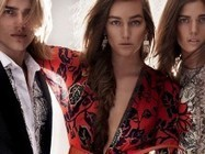 FIRST LOOK: Etro Spring Summer 2014 by Mario Testino | Fashion Trends | Scoop.it