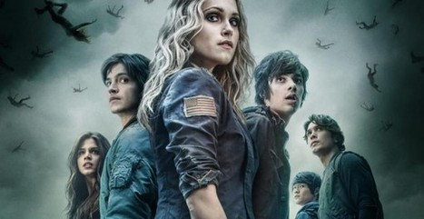 The Teenage Apocalypses Of The 100 - Look! It Moves by Adi Tantimedh - Bleeding Cool News | YAFic | Scoop.it
