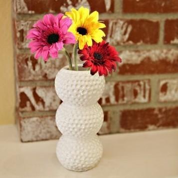 Buy Ceramic Golf Ball Shaped Vase Gifts - Caspian Gifts | Banner printing VA | Scoop.it
