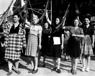 Olivier Wieviorka : «La part des femmes dans laRésistance a été longtemps négligée» | A Voice of Our Own | Scoop.it