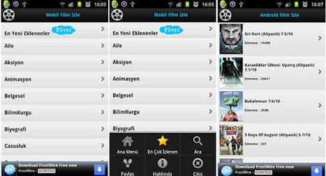 Hd Film İzle Uygulaması İndir | Android Oyunları ve Uygulama İndir | Apk İndir | Scoop.it