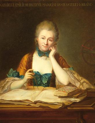 Émilie du Chatelet: la mujer olvidada por la ciencia | Ciencia Kanija 2.0 | Científicos: biología, medicina, química, geología | Scoop.it