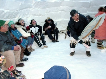 DONATE NOW: Using our Feet & our Hearts to Preserve Inuit Culture   Gjoa Haven #Nunavut   Inuit Nunangat Stories   Scoop.it