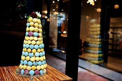 Modern Style Multi Shape   CLASSIC MULTISHAPE WEDDING CAKES   Scoop.it