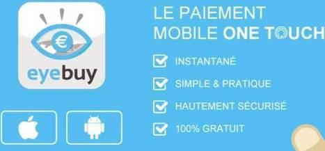 Eyebuy - Le paiement mobile gratuit en un clin d'oeil | Marketing web mobile 2.0 | Veille webtrends et marketing digital | Scoop.it