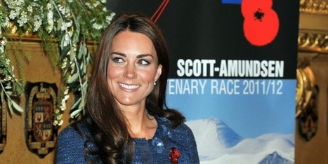 Why Dressing Kate Middleton Is Even Better Than You Might Think - Huffington Post | KATE MIDDLETON AND COOKING | Scoop.it
