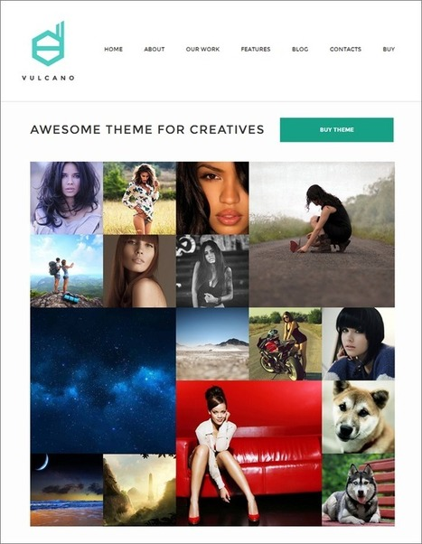 Giveaway: 3 Premium WordPress Themes by Tesla - http://rightmixtech.com | Blog writers | Scoop.it
