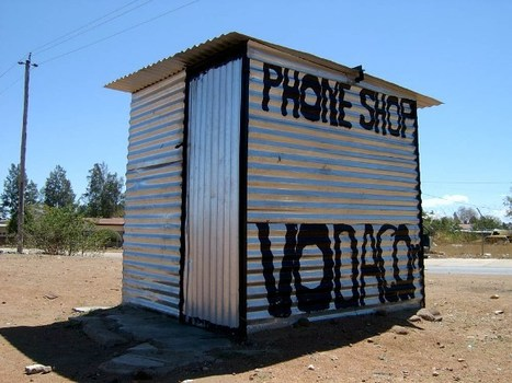 The Invisible Bank: How Kenya Has Beaten the World in Mobile Money | Good News | Scoop.it