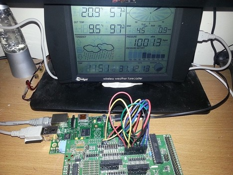 Personal Weather Station & RaspberryPi | Technology | Scoop.it