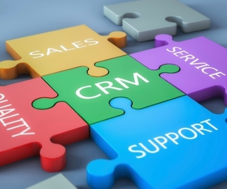 CRM for Small Personal Service Companies | A - Z Customer Relationship Management | Scoop.it