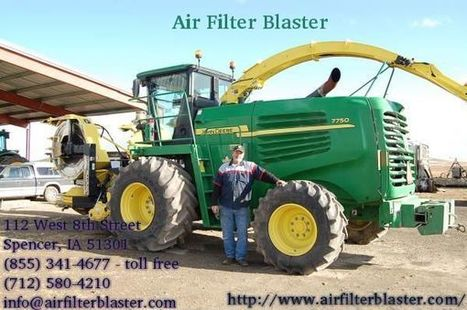 New Air Filter for Truck for sale | airfilterblaster | Scoop.it