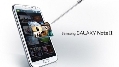 Samsung Galaxy Note 2.. the top 10 tips | Mobile IT | Scoop.it