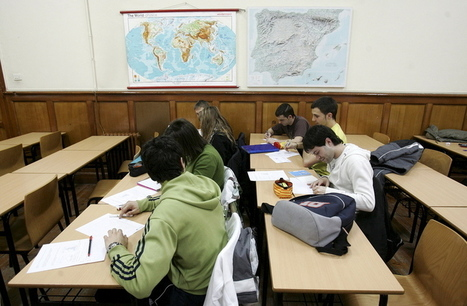 Aragón no asegura una ayuda complementaria a los erasmus | Educación y formación | Scoop.it