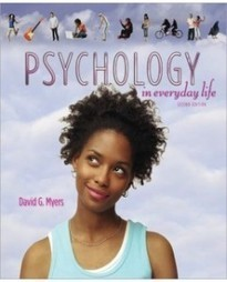 Test Bank For » Test Bank for Psychology in Everyday Life, 2nd Edition: David G. Myers Download | Sex | Scoop.it