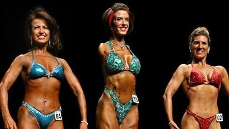 Armless Body Builder Inspires Fitness World With Her Ability | Kiana's Fit Feed | Scoop.it