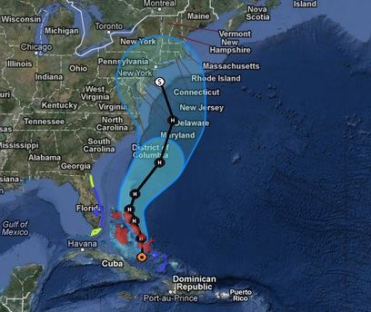 Lessons From Sandy: extreme weather will be the new normal | The Glory of the Garden | Scoop.it