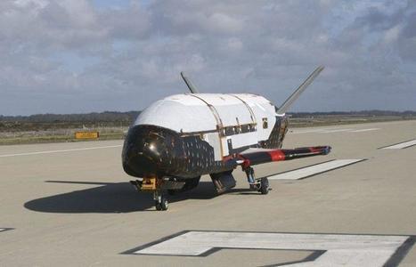 La mystérieuse navette spatiale US repérée par des astronomes amateurs | Koter Info - La Gazette de LLN-WSL-UCL | Scoop.it