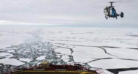 Présence militaire dans l'Arctique: Washington devancé | Géopoli | Scoop.it
