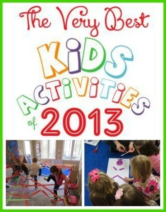 The very best of 2013 from the kid blogging network | Teach Preschool | Scoop.it