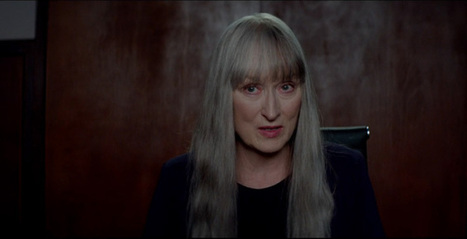 New 'The Giver' trailer spotlights Meryl Streep as controling Chief Elder - Hypable | Books | Scoop.it