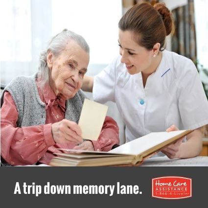 Creating Bonds with seniors with Memory Loss | Home Care Assistance of Jacksonville | Scoop.it