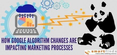 How Google Algorithm Changes Are Impacting Marketing Processes - Business 2 Community | Digital Marketing | Scoop.it
