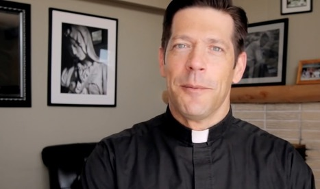 "Fr. Mike: ""Marriage Isn't About You"" 