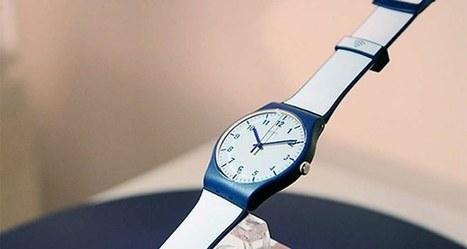 Montre connectée: la réponse de Swatch à l'Apple Watch | Branding - S.Ducroux | Scoop.it
