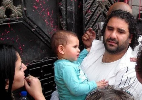 Prosecution dismisses charges against activist Alaa Abdel Fattah | Égypt-actus | Scoop.it