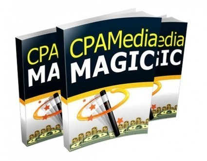 CPA Media Magic Review – Best CPA Traffic Methode Reveal New Media Traffic that delivers high quality golden traffic source that used by Top CPA Marketers   SEO Article   Scoop.it