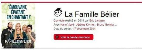 Transcription commentée de la bande-annonce de La Famille Bélier | Remue-méninges FLE | Scoop.it