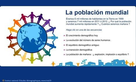 La población mundial | Rincón didáctico de CCSS, Geografía e Historia | Recursos Educativos para ESO, Geografía e Historia | Scoop.it