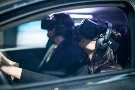 Chrysler showcases VR experience of manufacturing | 4D Pipeline - trends & breaking news in Visualization, Virtual Reality, Augmented Reality, 3D, Mobile, and CAD. | Scoop.it