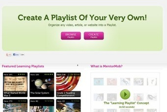 Collablogatorium: Three Ideas to Foster Self-Directedness through Learning Playlists   Digital Tools for the Classroom   Scoop.it
