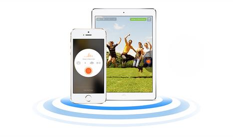 AirSnap de Camera Plus, Enlaza tus dispositivos iOS para tomar fotos de manera remota | Fotografía-Argazkilaritza | Scoop.it