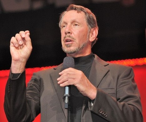 """Oracle's Larry Ellison Accuses Google of Acting """"Absolutely Evil"""" in Handling of Android 