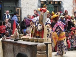 Upper Mustang with Tiji Festival 2014 - Community Based Eco Tour Operator Of Nepal | Eco Tourism In Nepal | Scoop.it
