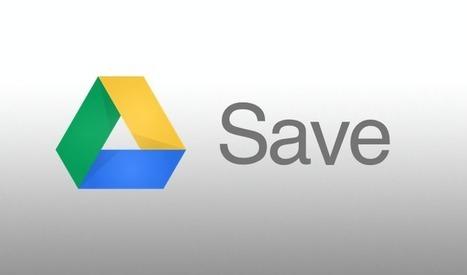 Un nuevo botón para descargar archivos en Google Drive | Recull diari | Scoop.it